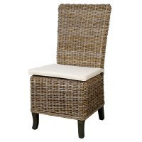 Bermuda Rattan Dining Chair