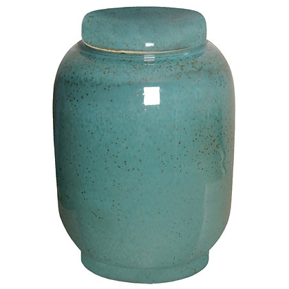 Tall Lantern Ginger Jar