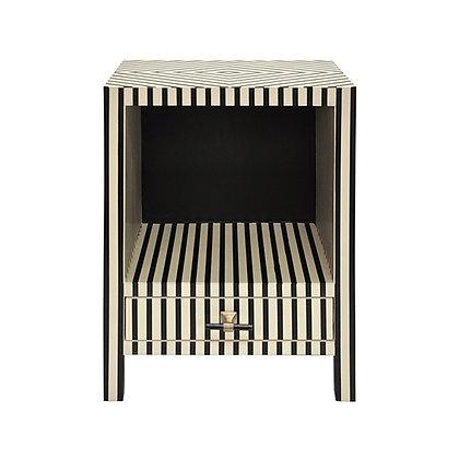 BRONX BL Side Table