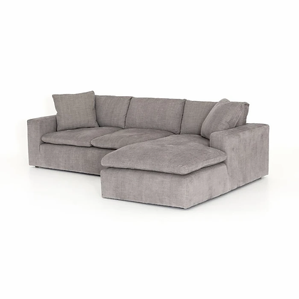 """PLUME 2PC SECTIONAL 136"""""""
