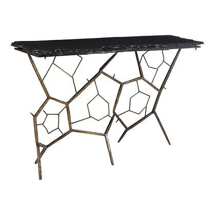 NATE SLATE CONSOLE TABLE
