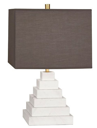 Jonathan Adler Canaan Pyramid Table Lamp
