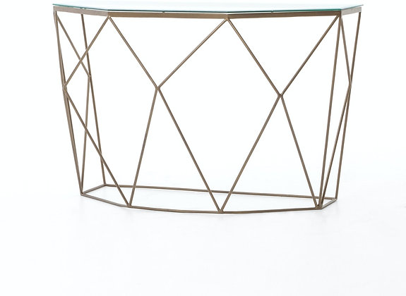 Geometrical Console Table