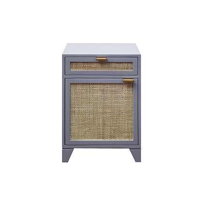 Nell Grey Side Table