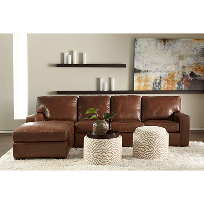 American Leather Danford Sectional