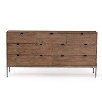 Trey 7 Drawer Dresser