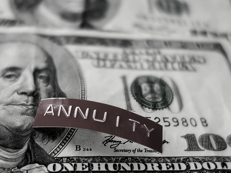 Strengthening Your Financial Toolbox Series: What is an Annuity?