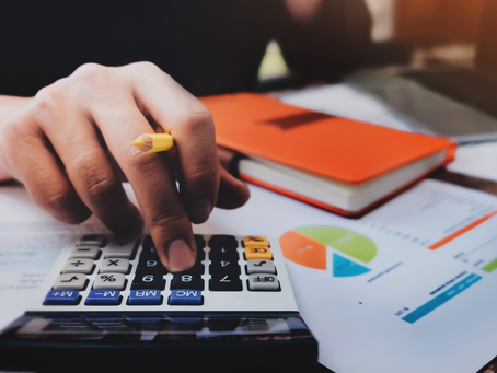 Creating A Budget In 5 Easy Steps