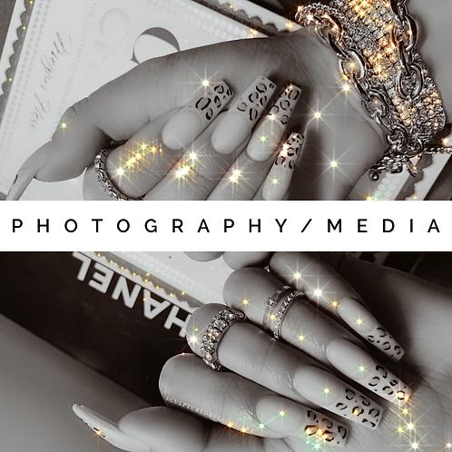 Photography/Media (Mini Class)