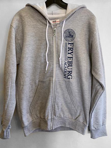 Full-Zip Sweatshirt Jacket