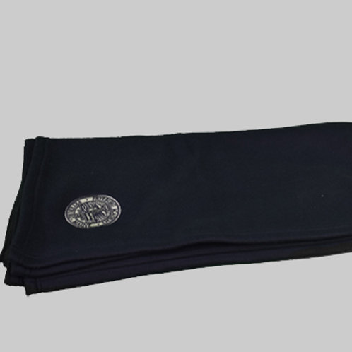 Fleece Throw (Embroidered Seal)
