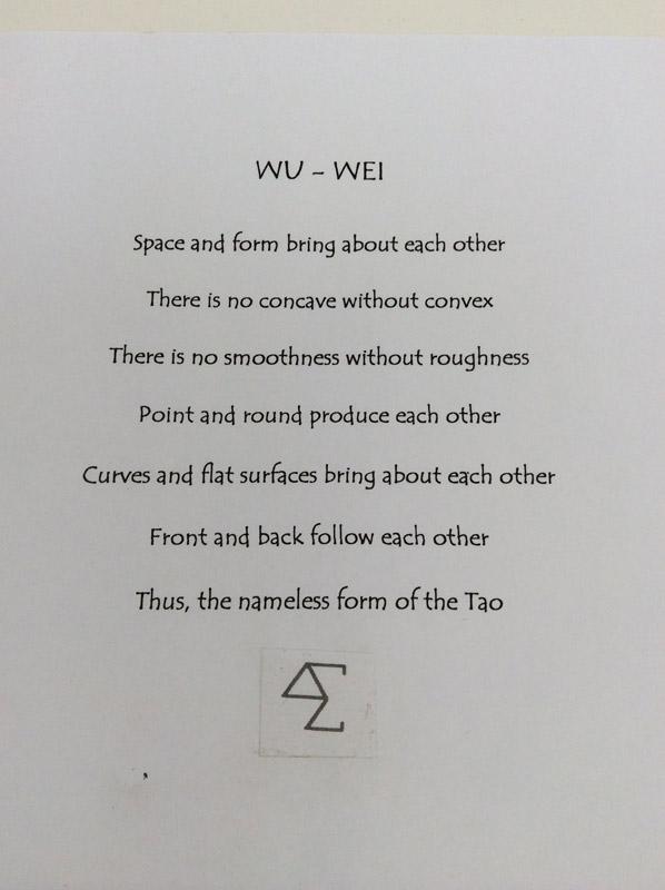 Wu - Wei