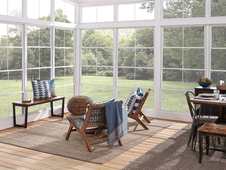 Outdoor Living, Indoors- Your Three Season Sunroom Guide