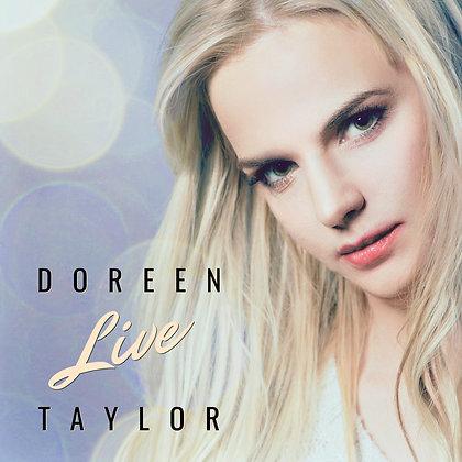 """Doreen Taylor """"LIVE"""" Album"""