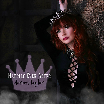 """Doreen Taylor """"Happily Ever After"""" Album"""