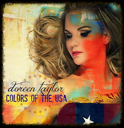 """Doreen Taylor """"Colors of the USA"""" Single"""