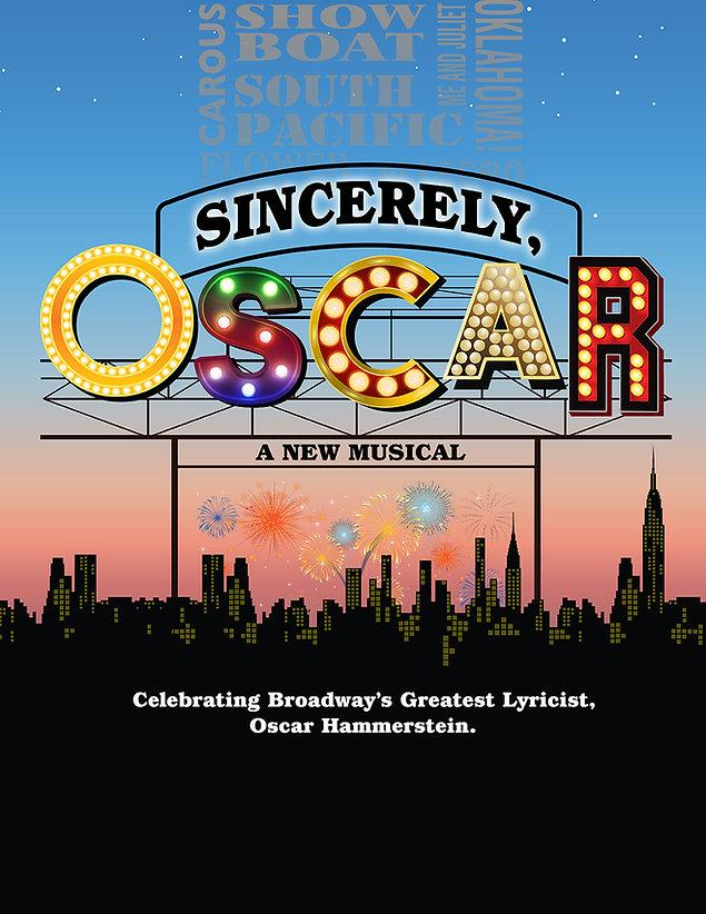Sincerely Oscar Poster