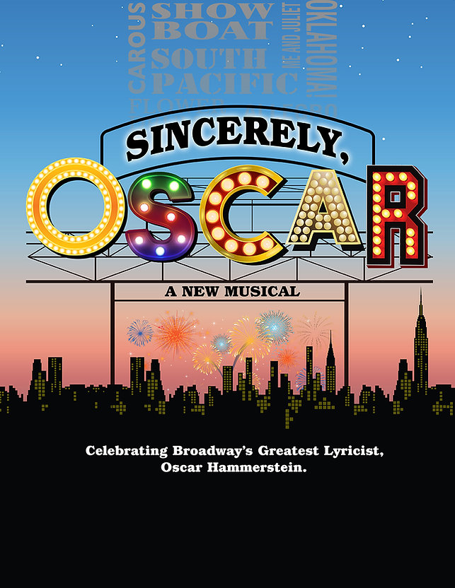 Sincerely Oscar Poster