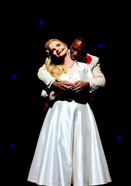 Pictured: Azudi Onyejekwe, Doreen Taylor Photo: Derek Brad