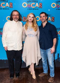 Robert Balan, Doreen Taylor, Matt Ragone