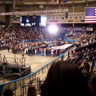 Crown Coliseum Fayetteville, NC
