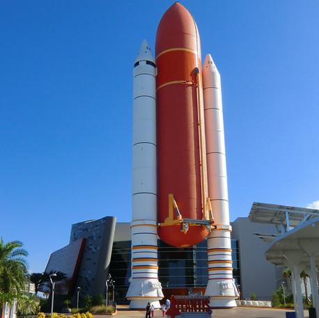 NASA Space Station Brevard County, FL