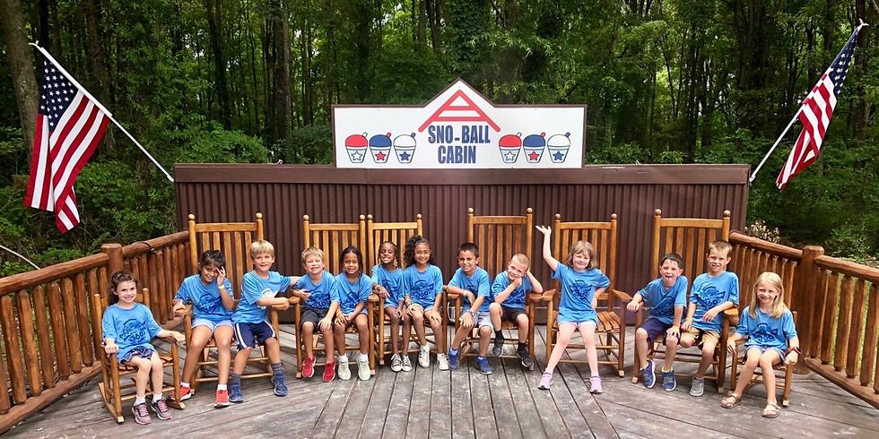 Porter Ridge Elementary Spirit Night at the Cabin