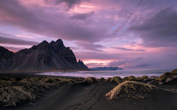 Vestahorn, Iceland