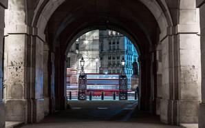 Night Bus - London