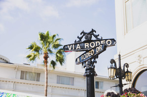 Rodeo Dr - Los Angeles
