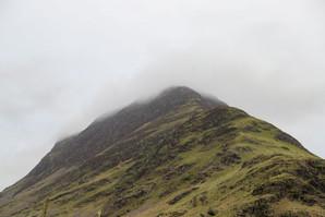 Covered in Cloud - Buttermere, Cumbria