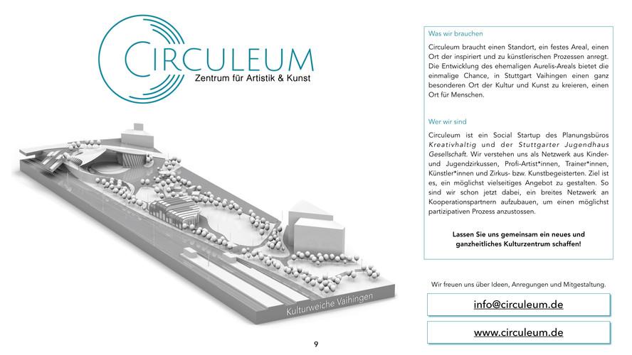 Circuleum - Zentrum für Artistik und Kun