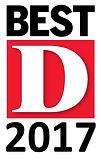 D Magazine Voted Best 2017