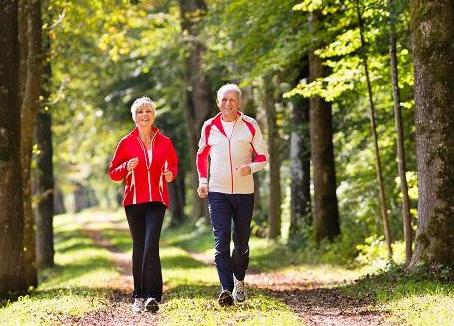 Leading an active, healthy life may be one of the best things you can do for your ❤️ health...