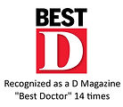 D Magazine Voted Best 14 times