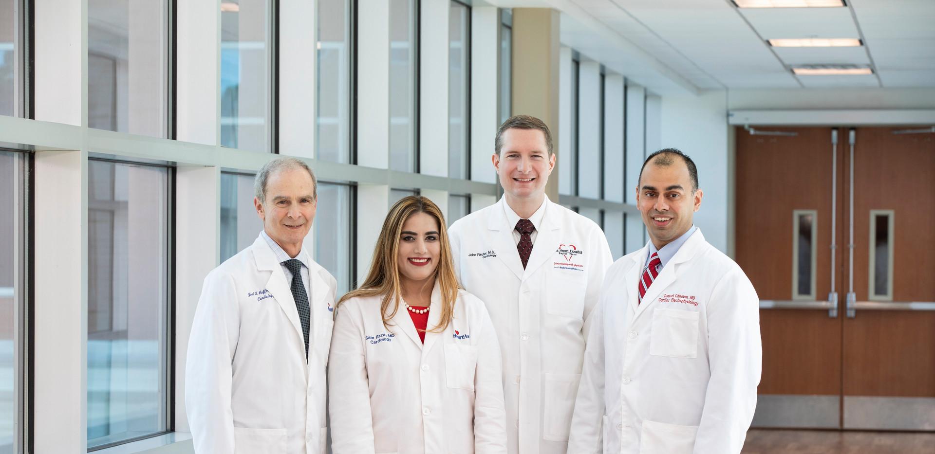 HeartPlace Baylor Plano Physicians