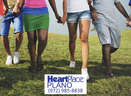American Heart Association Heart Walk 2019