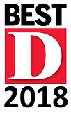 D Magazine Voted Best 2018