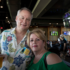 Top Golf HeartPlace Party