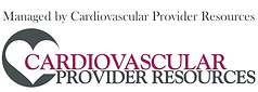 Cardiovascular Provider Resources Logo