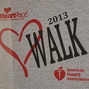 Heart Walk 2013