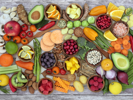 November is Eat Healthy Month!