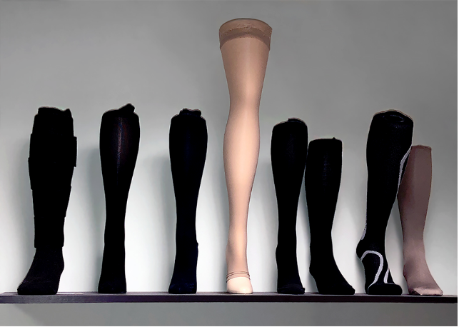 Compression Stockings for Vein Disease