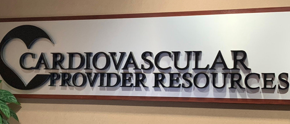 Cardiovascular Provider Resources