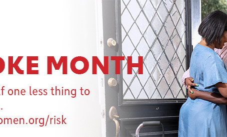 May is Stroke Month