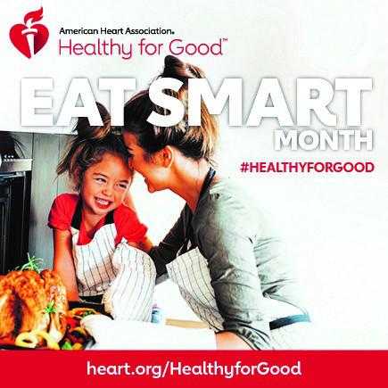 November is Eat Smart Month