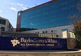Baylor All Saints Fort Worth Hospital