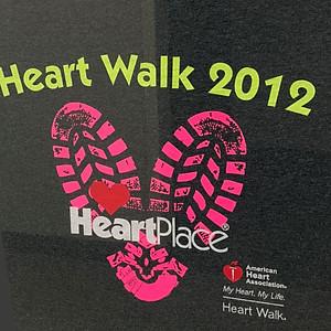 Heart Walk 2012