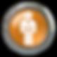 Endocrine_orange_3d_button.png