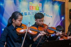 由 HKIMA 香港國際音樂學院學生表演